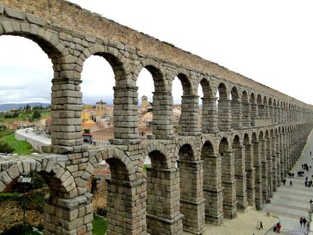 Ciudades Visitar Otono Segovia