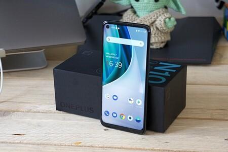 La experiencia de OxygenOS a 90Hz por 199 euros en Amazon con el OnePlus Nord N10 5G, su precio mínimo histórico