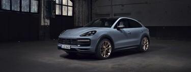 El Porsche Cayenne Turbo GT es un radical SUV de 640 hp, con una aceleración más cardiaca que un 911 GT3
