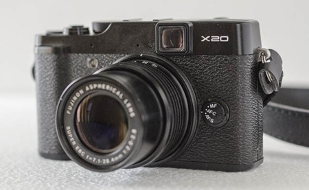 Fuji X20