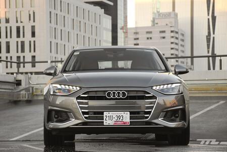 Audi A4 2021 Opiniones Prueba Mexico 2