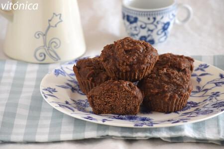 bizcochitos de almendra y cacao