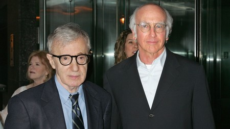 Woody Allen Larry