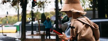 Nos fijamos en el street style para avistar cinco maneras distintas de llevar un abrigo camel