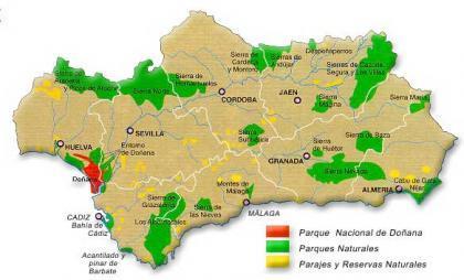 Andalucía implanta la Carta Europea de Turismo Sostenible