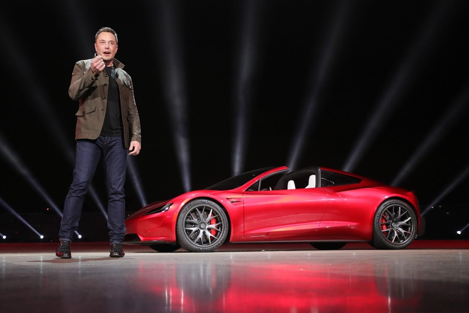 Foto de Tesla Roadster 2019 (2/12)