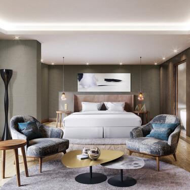 Diseño contemporáneo y elegancia en el hotel The Westin London City que se inaugurará en septiembre de 2021