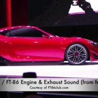 Así suena el escape del Scion FR-S, el anticipio del Toyota FT-86