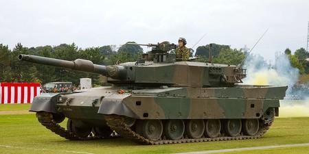 1024px Japanese Type 90 Tank 2