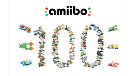 Amiibo 100