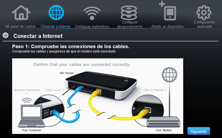 Analizamos a fondo el router Western Digital My Net N900