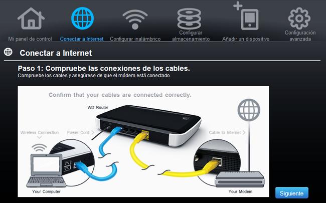 Analizamos a fondo el router Western Digital My Net N900