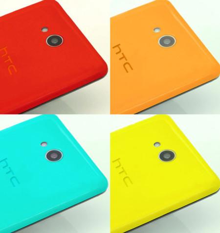 HTC podría contar con MediaTek para crear un nuevo y colorido Desire