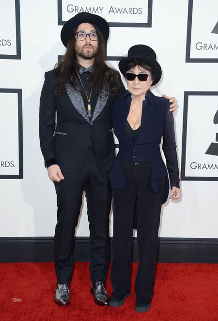 ¿Es el pasaje del terror? No, es la alfombra roja de los Grammy 2014