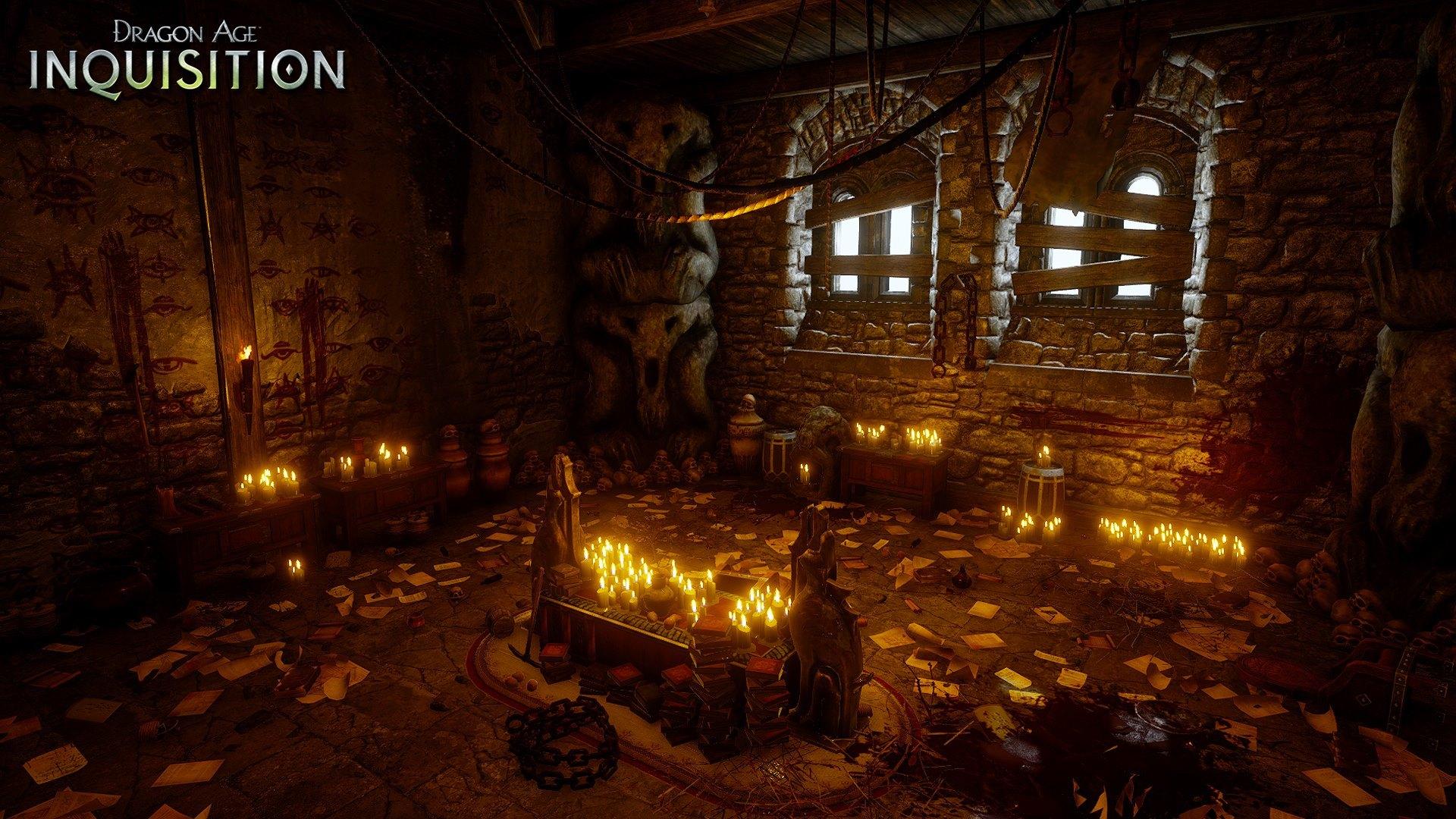 Foto de Capturas de Dragon Age: Inquisition (6/10)