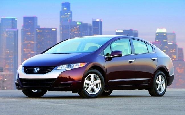 Honda FCX Clarity 1