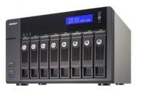 QNAP TVS-871T es un NAS que saca provecho Thunderbolt 2 para edición 4K