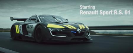 Renault R.S 01 como patrulla de policía, lo mejor que verás este fin de semana