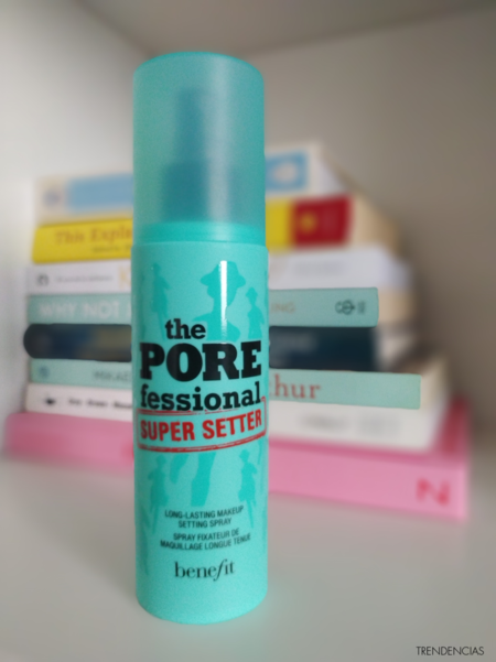review the porefessional super setter bruma fijadora maquillaje de benefit