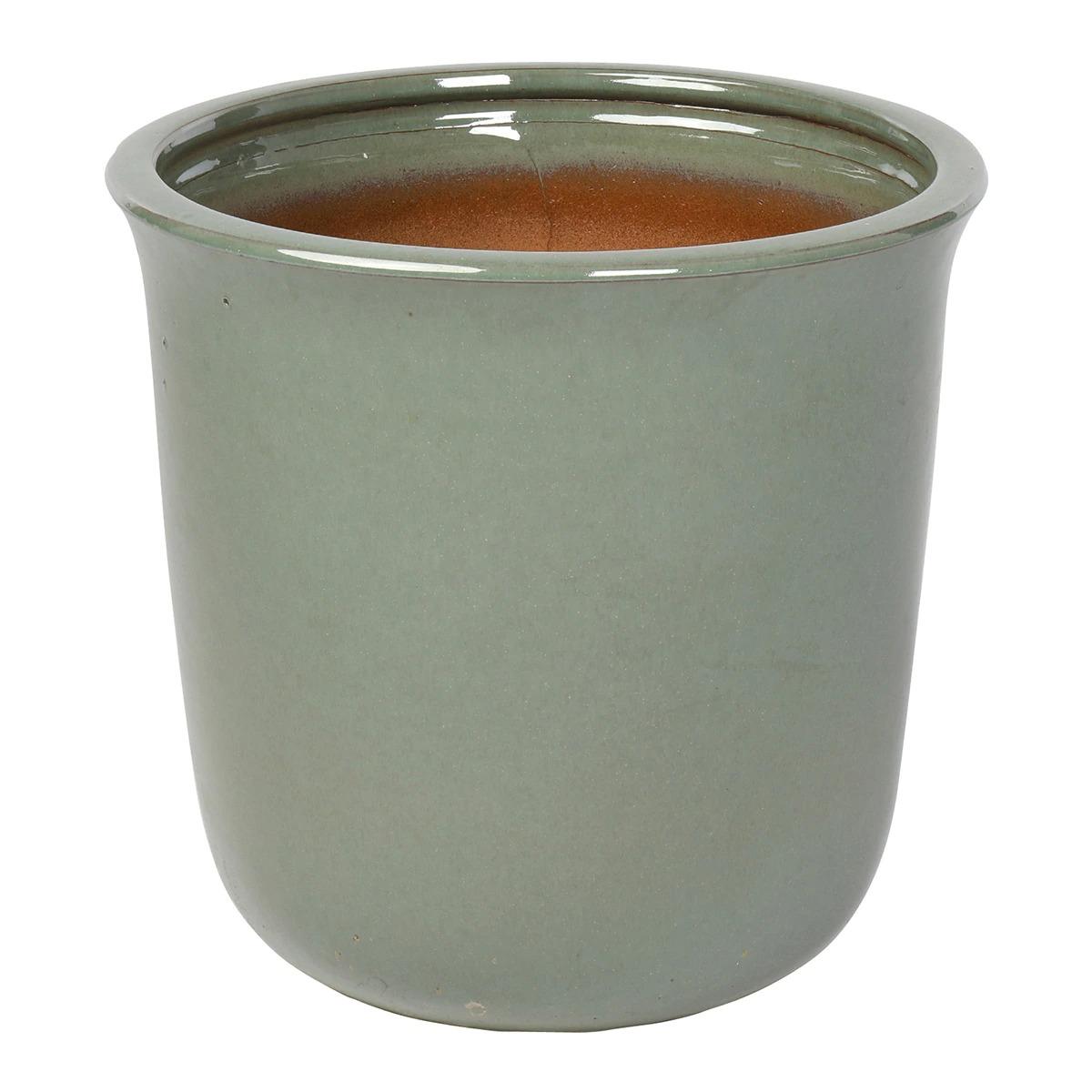 EL CORTE INGLÉS Macetero de cerámica Cos El Corte Inglés