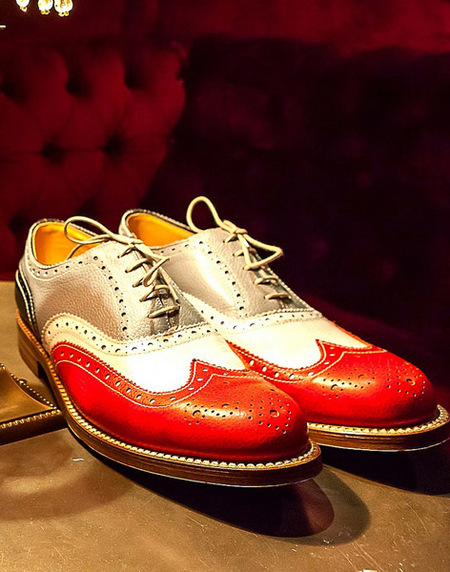 Brogue by Tim Little