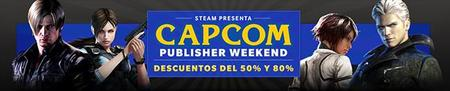 Capcom tiene varias ofertas en Steam para este fin de semana