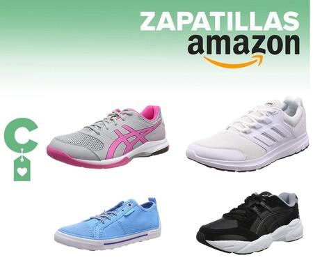 Chollos en tallas sueltas de zapatillas Asics, Columbia, Skechers o Adidas por menos de 30 euros en Amazon