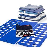 ¿Quieres doblar la ropa de una forma sencilla? En Aliexpress han puesto el doblador de ropa por un precio de 4,37 euros