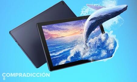Si necesitas una tableta básica para los peques este curso, en MediaMarkt tienes la Huawei MatePad T 10 a precio de risa por sólo 99,99 euros