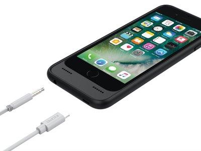 Incipio OX, la carcasa para iPhone 7 que trae de vuelta el puerto jack de auriculares