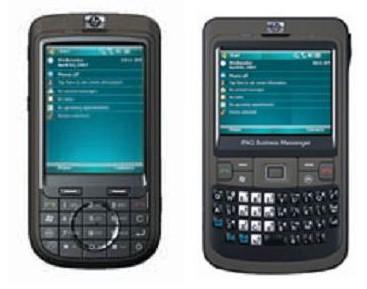 Nuevos modelos de HP iPaq