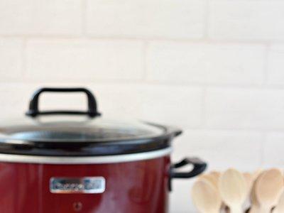 Receta de Flan de turrón en Crock-Pot