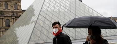 Francia, en guerra contra el coronavirus: requisará las mascarillas y fijará el precio de los geles