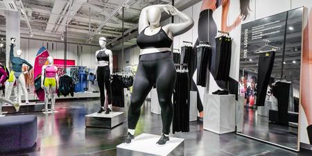 Nike toma la delantera en body-positive: así son sus nuevos maniquís de tallas grandes y de atletas paralímpicas