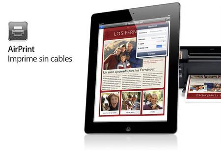 Como imprimir desde tu iPhone o iPad