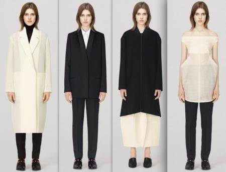 Cos Fall 2014 Blanco Negro