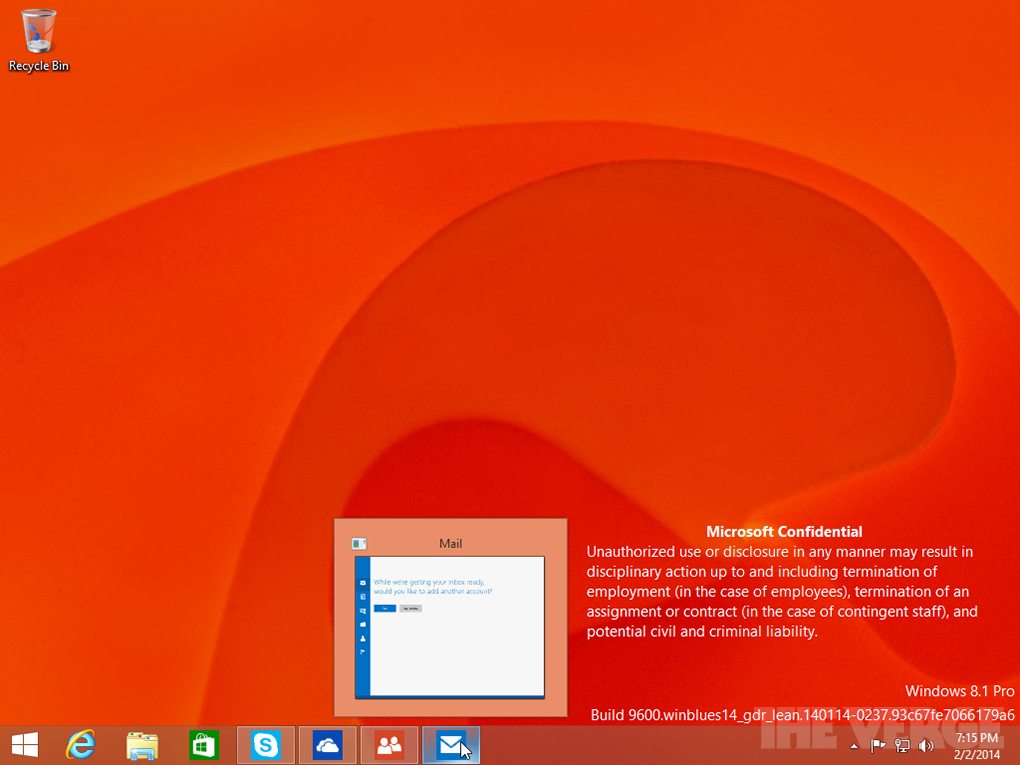 Foto de Capturas de pantalla Windows 8.1 Update 1 (8/9)