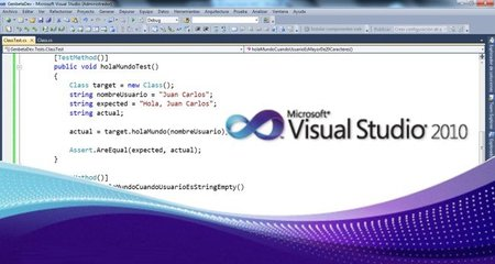 MS Test, el framework de test de Visual Studio 2010