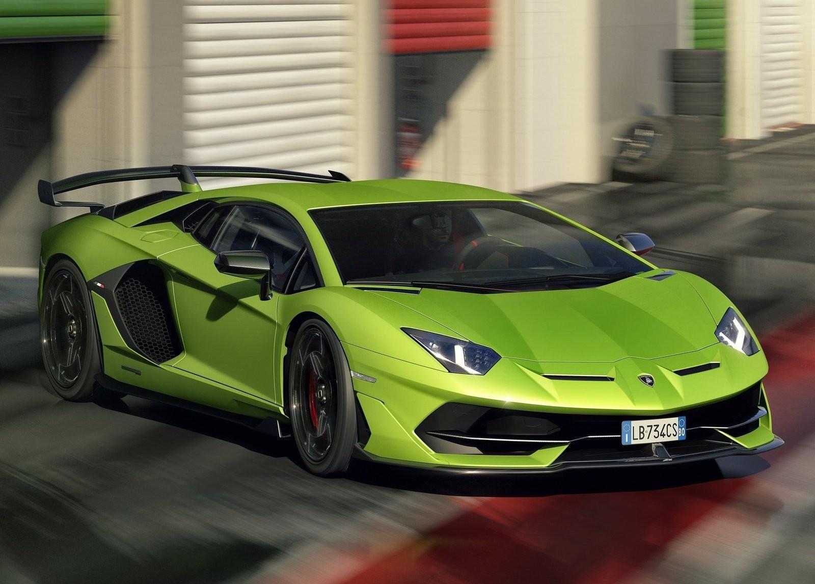 Foto de Lamborghini Aventador SVJ (7/23)