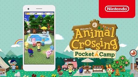 Animal Crossing Pocket Camp, la popular franquicia de Nintendo ahora quiere conquistar nuestros móviles