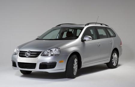 Volkswagen Jetta Sportwagen TDI Clean Diesel