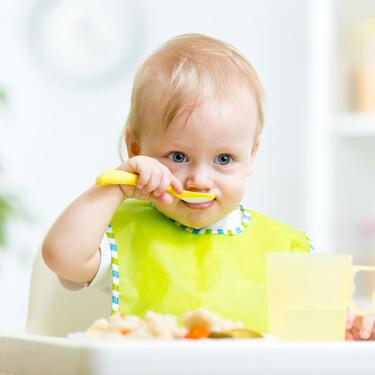 ¿Por qué antes del año tu bebé debería ir dejando los purés?