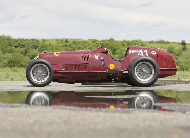Foto de Alfa Romeo 8C-35 Monoposto de 1935 ex-Tazio Nuvolari (12/19)