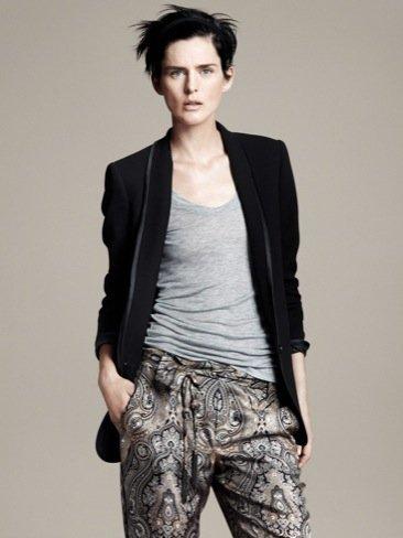 Catálogo Zara Primavera-Verano 2011 pantalón