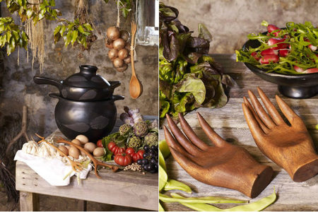 The Witches' Kitchen, completo set para cocinar como una bruja