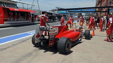 GP de Gran Bretaña 2010: Ferrari estrenará suspensión en Silverstone, y tiene previstas más evoluciones para las próximas carreras