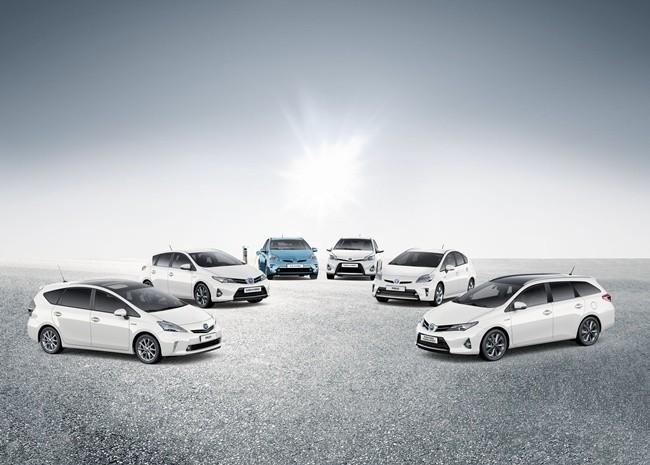 Gama Toyota Híbrido