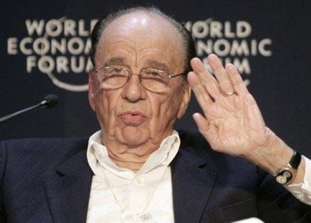 """Murdoch, el """"periodismo-espía"""" y el periódico de Apple"""