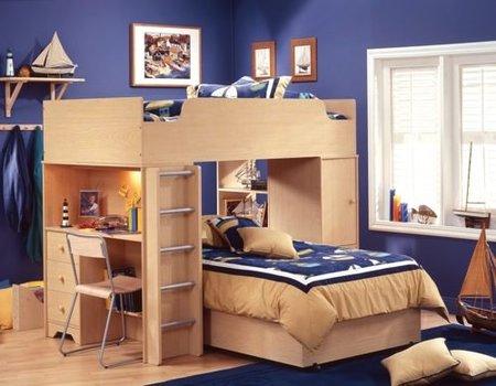 dormitorio compacto chicos