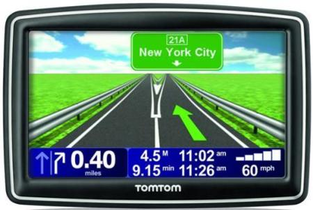 TomTom XXL, gran pantalla y tecnología IQ Routes